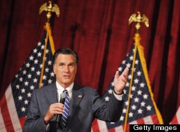 Mitt Romney (Mandel Ngan/AFP/GettyImages)