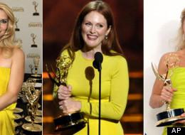 2012 Emmy winners.