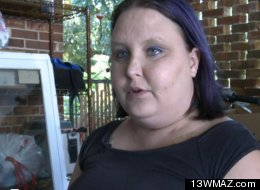 Cindy Nerger of Warner Robins, Ga., confronted food stamp ridicule.