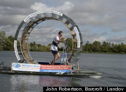 John Robertson, Barcroft / Landov