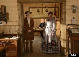 Virginia Madsen makes her debut on