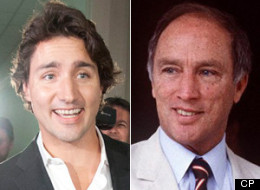 Justin Trudeau carries a political legacy – bequeathed by his late father, the larger-than-life former prime minister Pierre Trudeau. He also has political blood from his mother's side of the family. His grandfather, James Sinclair, was a Liberal MP for 18 years and a cabinet minister for five of them. (CP)