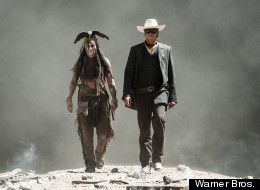 Johnny Depp & Armie Hammer in