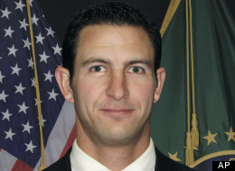 This undated photo provided by U.S. Customs and Border Protection shows Border Patrol agent Nicolas Ivie. Ivie was shot to death Tuesday, Oct. 2, 2012 in Arizona near the U.S.-Mexico line, the first fatal shooting of an agent since a deadly 2010 firefight with Mexican bandits that spawned congressional probes of a botched government gun-smuggling investigation.