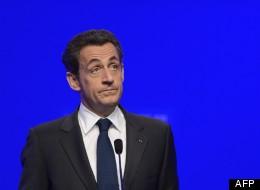Nicolas Sarkozy. (AFP)