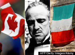 Italian authorities say Canada, especially Ontario, has become a base for the Calabrian Mafia, or 'Ndrangheta — particularly for money laundering — because Canada is perceived to have a lax approach to dealing with the Mob. (AFP/Getty Images/Alamy)