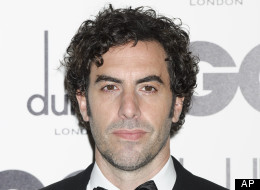 Sacha Baron Cohen might star in a movie about Cecil Chao