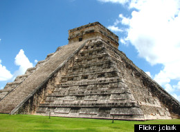 Ancient Mayas used watchtower-style structures at the temple complex of Chichen Itza to observe the equinoxes and solstices.