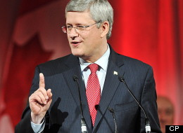 Prime Minister Stephen Harper sharply rebuked Environment Canada bureaucrats last year for overstepping their authority on water-quality testing, but internal documents suggest they were just doing their jobs. (CP)