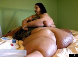 Marya Rosales pesa casi 1,100 libras (453.60 kilos) y está acusada de caer accidentalmente sobre su sobrino  y matarlo