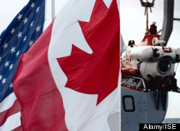 Special forces in both Canada and the United States are taking a close look at Canadian-made mini-submarines for the murky world of covert operations. (Alamy/ISE)