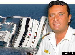 Schettino reportedly wants his job back with back pay