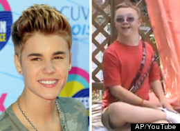 After an intensive Twitter campaign, a B.C. teenager facing his 4th open-heart surgery will meet pop superstar Justin Bieber in Vancouver Wednesday. (AP/YouTube)