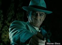 Sean Penn as Mickey Cohen in