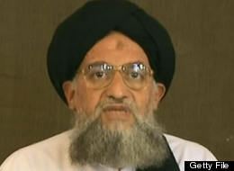 An image grab taken from a video broadcast on Al--Jazeera television 20 December 2006 shows Al-Qaeda number two Ayman al-Zawahiri. (AFP PHOTO/AL-JAZEERA/AS-SAHAB/Getty Images)