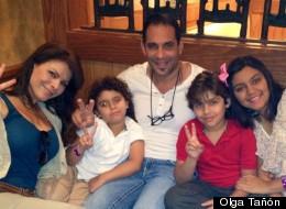 Para Olga Tañón, lo más importante es su familia.