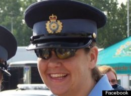 Lori Bowcock was an auxiliary constable in Ontario before moving to work as a border guard in B.C. (Facebook)