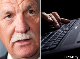 The federal government is beefing up its cyber security systems with $155 million over five years. (CP/Alamy)