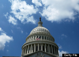 The dome of the U.S. Capitol is seen on Capitol Hill August 28, 2012 in Washington, DC. (Photo by Alex Wong/Getty Images)