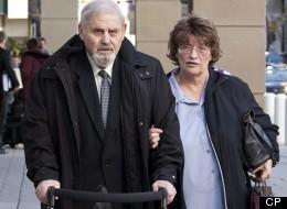 Aubrey Levin Guilty, Calgary psychiatrist found guilty of sexual assault.