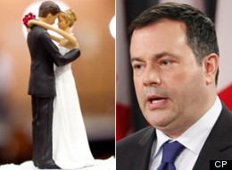 New Canadian immigration rules introduced by Minister Jason Kenney target marriage fraud among newlyweds. (CP)