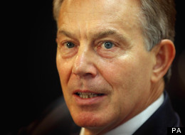 Tony Blair's office rejected the intern because he could not work the full five days