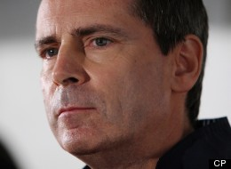 Ontario Premier Dalton McGuinty. The Ontario Secondary School Teachers' Federation is instructing teachers in a legal strike position to take job action starting Nov. 7. (THE CANADIAN PRESS/Dave Chidley)