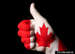 Canada has slipped from first place to second in an annual survey of the best country brands. (Shutterstock photo)