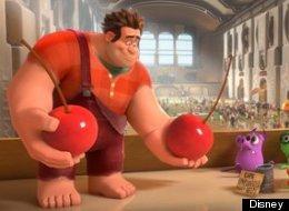 Wreck it Ralph, la nueva película de Disney, que estrena este 2 de noviembre en Estados Unidos.