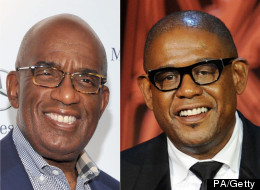 Al Roker and Forest Whitaker plus other meteorologist doppelgangers.
