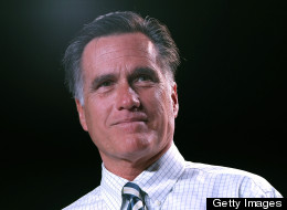 The Log Cabin Republicans endorsed Mitt Romney in October. (Photo by Justin Sullivan/Getty Images)