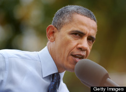 President Barack Obama is tentatively scheduled to campaign in Green Bay, Wis., on the Thursday before the election. (Credit: Jewel Samad/AFP/Getty Images)