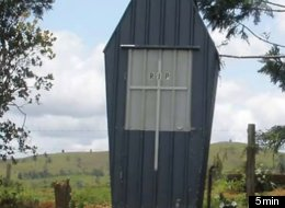 Locals in Millaa Millaa, Australia, recently built a coffin-shaped toilet in the local cemetery, despite the grave concerns of some.