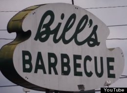 Romney's 'Bill's BBQ' ad blames the Obama administration for the failure of a local barbecue chain that closed in September.
