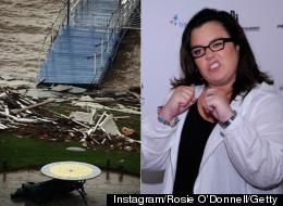 Instagram/Rosie O'Donnell/Getty