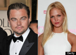 It's over for Leonardo DiCaprio and Erin Heatherton.