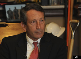 Former South Carolina Gov. Mark Sanford (R) said on Fox News on Saturday that GOP presidential nominee Mitt Romney should focus on the economy and not attacks on President Barack Obama for a remark about voting for