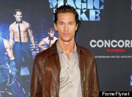 Matthew McConaughey turns 43 today!