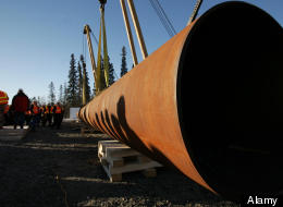 TransCanada says it's somewhat surprised over EPA reaction to Keystone pipeline. (Alamy)
