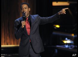Chris Rock da mensaje en 'Jimmy Kimmel Live' para votantes blancos