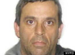 Alfonso Manzo is accused of pretending to be a Red Cross volunteer so he could burglarize evacuated homes on Staten Island.