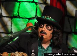 Svengoolie is recovering after suffering a heart attack over the weekend.