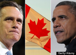 Most Canadian papers and pundits have either endorsed Obama or written that either presidential option would be an acceptable choice for Canadians. (Getty/Alamy)