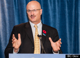 Pat Bell, B.C.'s minister for jobs and tourism, credits the province's Asian trade strategy for creating jobs. (Flickr:BC Gov)