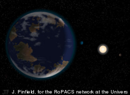 J. Pinfield, for the RoPACS network at the Univers