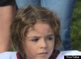Sam Gordon, niña sensación del fútbol americano infantil en Salt Lake City
