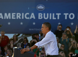 President Barack Obama speaks at the Intel Ocotillo Campus, Jan. 25, 2012, in Chandler, Ariz. The president won the youth vote in 2012 by well more than half. (AP Photo/Haraz N. Ghanbari)