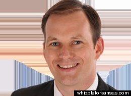 Kansas state Rep.-Elect Brandon Whipple