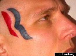 And that Romney face tattoo seemed like suuuch a good idea!