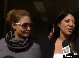Vicky y Marisol Terrezas quedan libre.